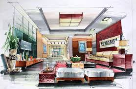 interior design bedroom drawings. Draw Interior Design Captivating Designer Drawings Pictures Of Bedroom A