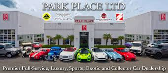 Visit our honda store online, or stop by in person. Park Place Ltd West Coast S Premier Luxury Sports Collector And Exotic Car Dealership