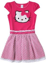 Spring hello kitty colouring pages to colour19b2. Amazon Com Hello Kitty Girls Dress Up Character Dress 2t Clothing