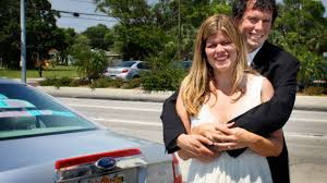 Newlywed couple changes last names to Ford to celebrate... well, Fords |  Autoblog