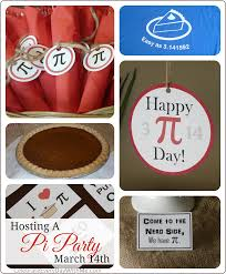 In celebration of pi day (march 14), i have put together several pi day activities to make the celebration even more fun! Pi Day Party Celebrate Every Day With Me