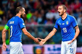 Giorgio Chiellini und Leonardo Bonucci: Italien und die Kunst des  Verteidigens - Sport - Tagesspiegel