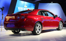 2013 Chevrolet Malibu First Look - Motor Trend