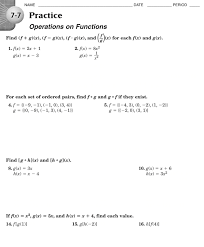 6 7 skills practice solving radical equations and inequalities solving radical equations and inequalities worksheet answers