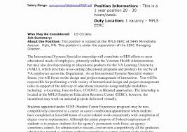 Usajobs Resume Sample Federal Government Cover Letters New Usajobs Resume Example 39