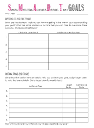 Daily Goals Template 11 Effective Goal Setting Templates For You