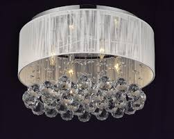 excellent special with crystal chandelier with shades