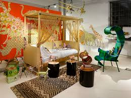 Kids Room Design: Modern Safari Bedroom - Kids Room