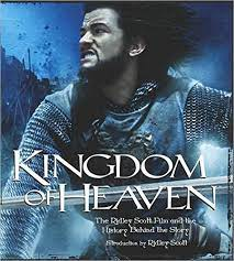 Nov 20, 2005 · the link between last week's message and today's message is the kingdom of god. Kingdom Of Heaven The Ridley Scott Film And The History Behind The Story Newmarket Pictorial Moviebook Scott Ridley Landau Diana Friedman Nancy 9781557046628 Amazon Com Books