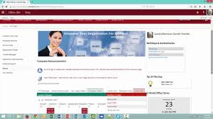 sharepoint online templates sharepoint office 365 intranet template youtube