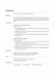 Sample Resume For Clerical Sample Clerical Resumes 60 Fresh Sample Resume for Clerk Resume 49