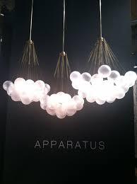 cloud lighting fixtures. icff finds cloud lighting by apparatus fixtures c