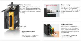 gl t11r dedicated safety relay for the gl r series gl r series safety circuits quick disconnect spring type terminal block space saving replaceable relay
