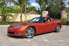2006 Daytona Sunset Orange Corvette 1 729 Units Corvette Chevrolet Corvette Coupe