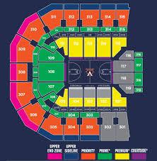 Uva Basketball Seating Chart Mens Basketball Virginia Athletics Foundation