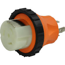 generator with 50 amp outlet. Exellent Amp AC WORKS RV Marine Generator Adapter 4Prong 30 Amp L1430P To With 50 Outlet R