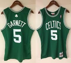 Kevin Garnett Boston Celtics Mitchell Ness Nba Authentic