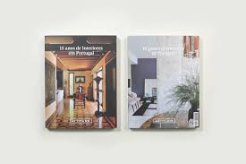 Design De Interiores Portugal 15 Years Of Interiors In Portugal The First Book By
