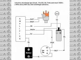 pinto wiring diagram wire diagram builder images points to electronic ignition on a pinto