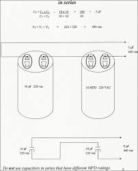 capacitor substitution york central tech talk the