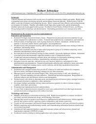 Teacher Resume Sample Resume Sample Pdf Samples For New High