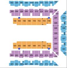 Royal Farms Arena Seating Chart Baltimore
