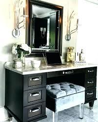 vanity ideas makeup height glamorous bath standard bathroom mirror sconce