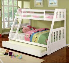 Photo 4 of 9 Twin Over Full Bunk Bed With Trundle Option ( Cheap Bunk Beds  Twin Over Full #