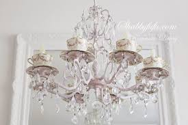 fancy teacup chandelier 18 on diy home decoration with teacup chandelier