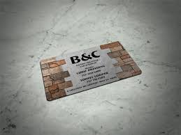 bold serious flooring business card design for a company in united states design 5693749