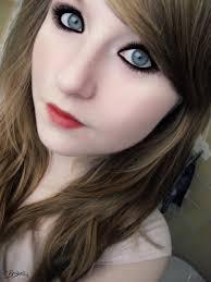 cute emo look
