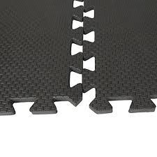 Best Step Interlocking fort Flooring 8 Pack plus Borders 2 x 2