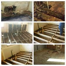 fixed sagging floor for someone on a
