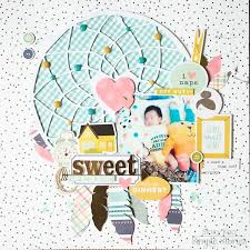Dream Catcher Stories Sweet Domestic Bliss Simple Stories 35