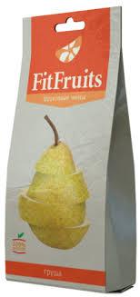 Купить <b>Фруктовые чипсы FitFruits</b> 20гр. за 75 руб. в Санкт ...