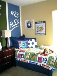 Soccer Decorations For Bedroom Soccer Theme Bedroom There Are Different  Ways To Create A Soccer Bedroom