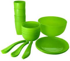 Каталог идей / Набор посуды для пикника - OneTouch