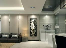 living room ceiling lighting next light fixture lights modern chandelier low mo decorating for high or