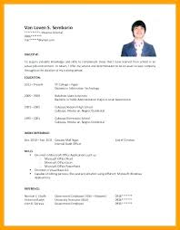 How To Write Objectives For Resume Sample Objectives Resume Joefitnessstore Com