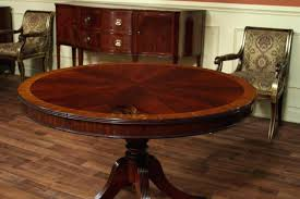 42 inch round wood table top 6 seat round dining table rectangular pedestal table inch round
