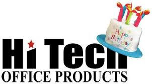 hi tech office products. Hi Tech Office Products Is Celebrating It\u0027s 27th BirthdayIn Business Since 1985