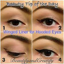 beautify and creatify how to create perfect cat eye winged eyeliner 101