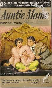 Resultado de imagen de Auntie Mame Patrick Dennis