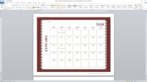 Calendars Office Regarding Microsoft Word Calendar Template Ms Word