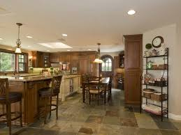 Stone Floors In Kitchen Kitchen Floor Buying Guide Hgtv