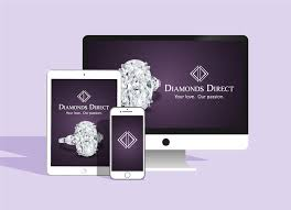 <b>Diamonds</b> Direct - Engagement Rings, Jewelry, and More