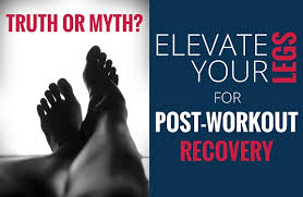 truth or myth elevating your legs