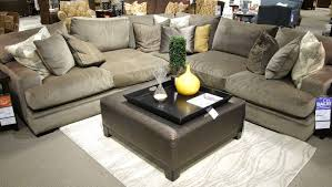 Fontaine Sectional Sofa So Comfy With 27quot Deep Oversized