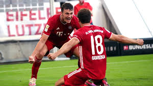 Bmg have seen over 2.5 goals scored in 9 of their last 11 home league matches. Bundesliga Leon Goretzka Strikes Late Against Gladbach To Leave Bayern Munich On Verge Of Title