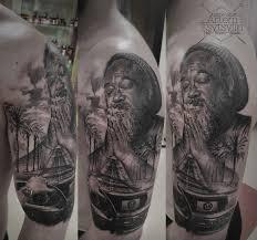 эскиз тату на заказ профессиональная разработка эскиза тату в